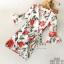 เดรสเกาหลี พร้อมส่ง ชุดเดรส ลายดอกไม้สวยน่ารัก thumbnail 8