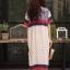 เดรสเกาหลี พร้อมส่ง Maxi Dress ผ้าสปัน นิ่มพริ้ว thumbnail 13