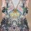 พร้อมส่ง Long Dress สีโอโรส thumbnail 6