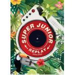 [Pre] Super Junior : 8th Album Repackage - REPLAY (SMC Kihno Card Ver.)