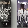 [Pre] IN2IT : 1st Single Album - SnapShot (Backstage+Runway Ver. SET) +Poster