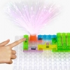 ตัวต่อเลโก้ไฟแผงวงจร ฝึกหัดต่อวงจรอิเล็คโทรนิคสำหรับเด็ก Integrated Circuit Building Blocks Electronic