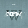 [Pre] WINNER : 2nd Album - EVERYD4Y (Day Ver.) +Poster
