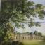 แนวภาพศิลปะ ภาพอาคารยุโรปย้อนยุค กับสวน เป็นภาพเต็มแผ่น กระดาษแนพกิ้นสำหรับทำงาน เดคูพาจ Decoupage Paper Napkins ขนาด 33X33cm thumbnail 2