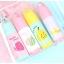กล่องเก็บแปรงสีฟันและยาสีฟัน แบบพกพา ลายผลไม้น่ารัก thumbnail 9