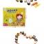 ของเล่นร้อยเชือก บล็อกไม้ร้อยเชือกขนมหวาน chocolate thumbnail 2