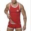 เสื้อกล้าม SLIM FIT : สีแดง thumbnail 1