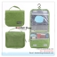 GB314 กระเป๋าจัดเก็บระเบียบ กระเป๋าใส่อุปกรณ์เครื่องอำอางค์ อุปกรณ์อาบน้ำ หรือของใช้ต่างๆ มีหูหิ้ว ซิบเปิด-ปิด ด้านในมีช่องใส่ของจุใจครับ แยกเป็นหมวดหมู่ ยาว 19.5 * กว้าง 8 สูง 40 ซม. เมื่อกางออก (ตอนพับ สูง 21.5 ซม.) thumbnail 13