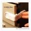 GK357 ที่ล็อคตู้สิ่งของ ป้องกันเด็กทารกเปิดตู้เอง เพื่อป้องกันอุบัติเหตุที่ไม่คาดฝัน ขนาด 7 ซม. thumbnail 10