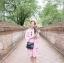 เดรสลายดอกสีชมพู ดาราใส่เยอะมากค่ะ ออกแนวมินิมอล เดรสตัวใหญ่ ใส่สบายๆ ใส่คลุมท้องได้ยันคลอดเลยค่ะ งานสวยมาก ทำจากผ้าชีฟองสีชมพู มีซับใน สกรีนลายดอกกุหลาบ ใส่น่ารักๆแบบคุณณิชา คุณเต้ยค่ะ thumbnail 5