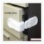 GK357 ที่ล็อคตู้สิ่งของ ป้องกันเด็กทารกเปิดตู้เอง เพื่อป้องกันอุบัติเหตุที่ไม่คาดฝัน ขนาด 7 ซม. thumbnail 9